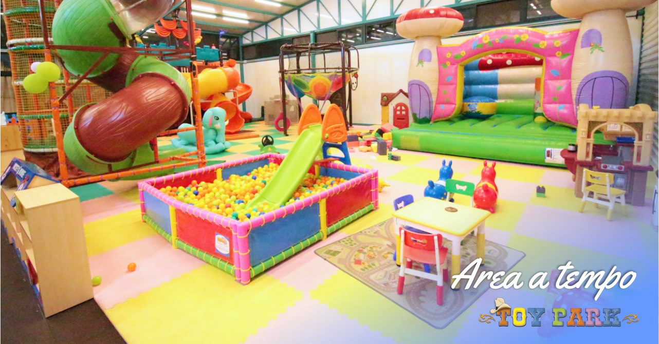 Area Play Fun, Toy Park parco divertimenti a Palermo
