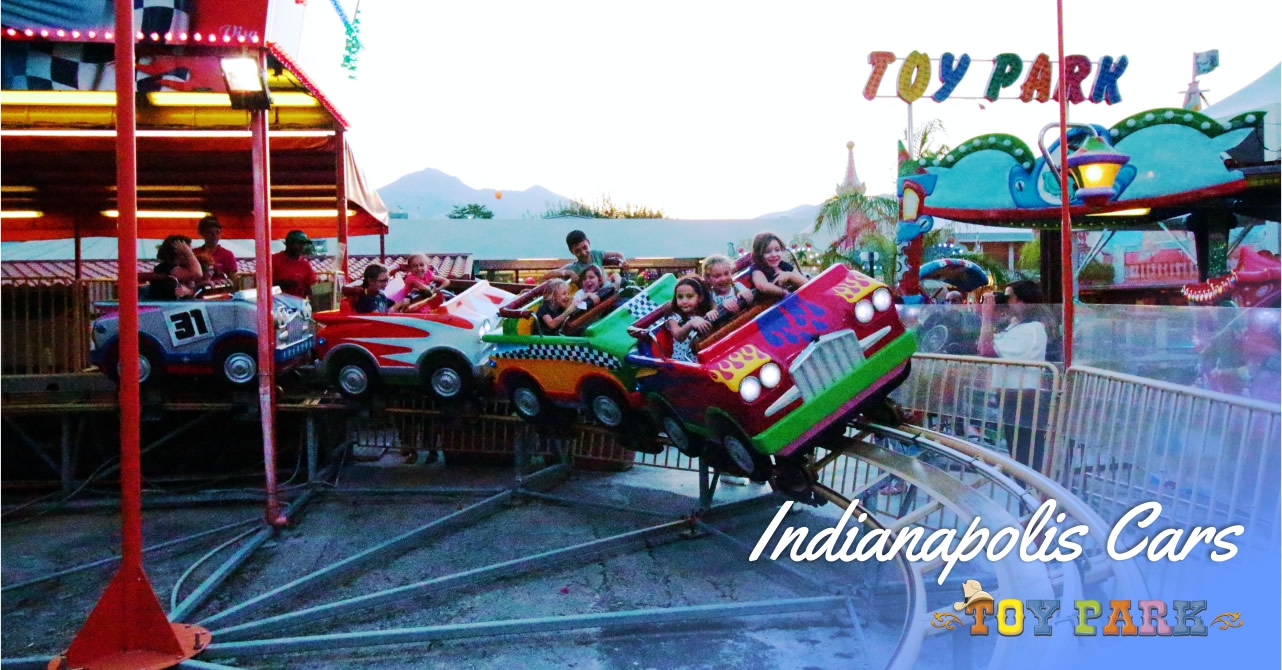 Indianapolis Cars, Toy Park parco divertimenti a Palermo