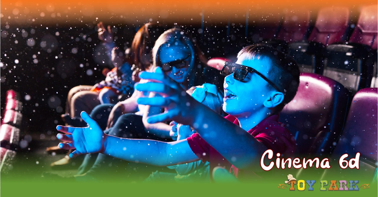 6D Movie Party | le feste di compleanno al Toy Park